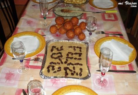 la natilla y los buñuelos, costumbres colombianas