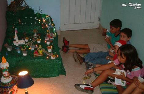 la navidad en Colombia