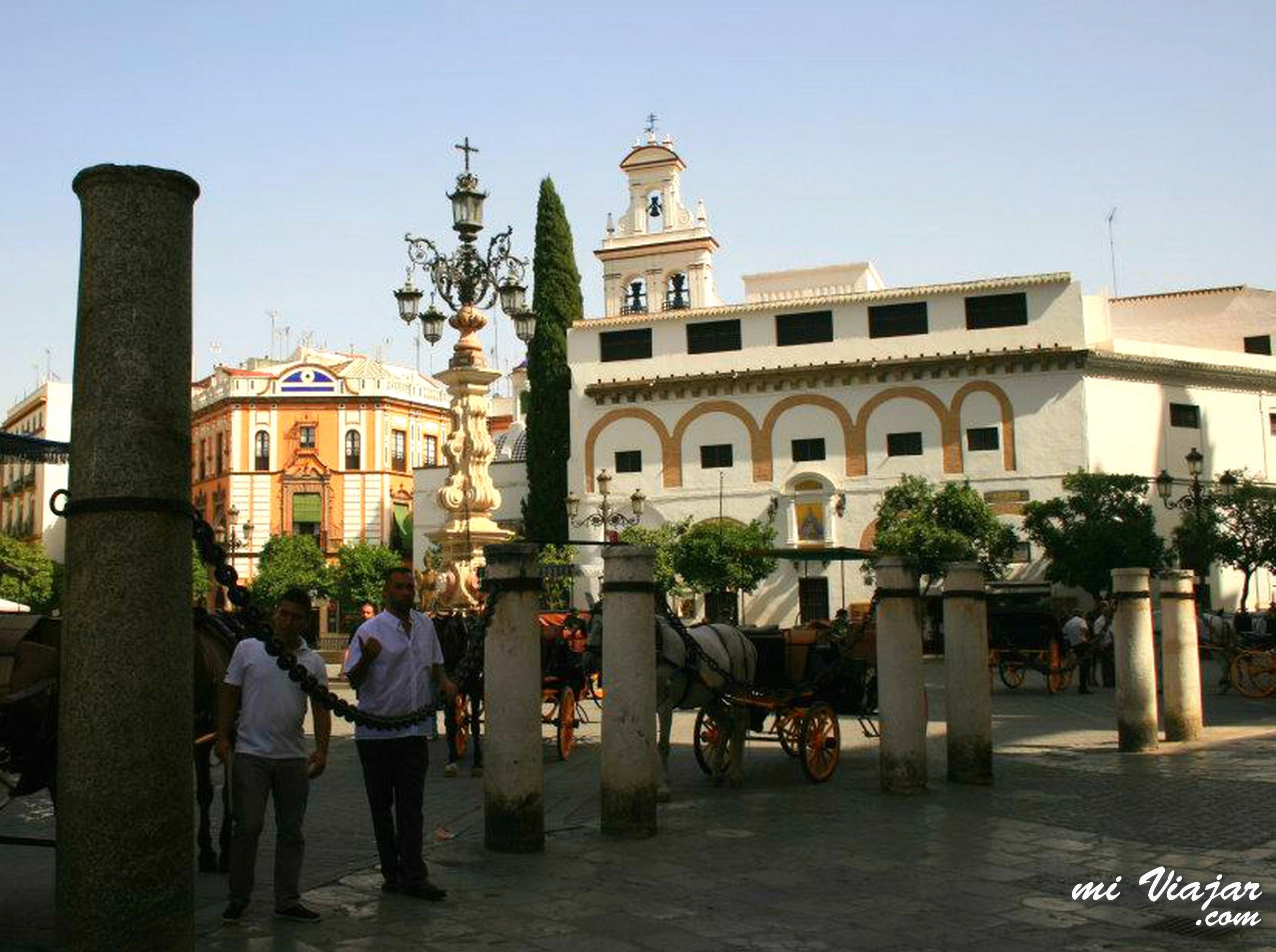 viaje desde espana: